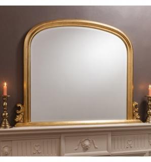 Oglinda Thornby auriu