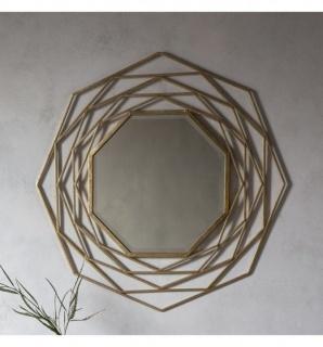 Oglinda Estella auriu